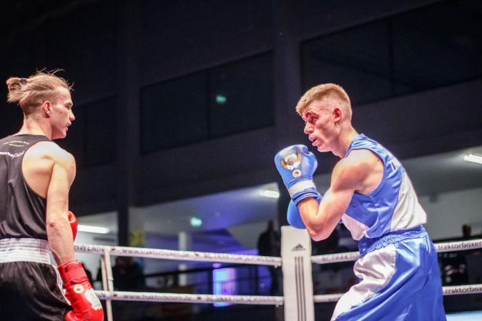 Denis Gashi / Foto: ©️- Boxclub TRAKTOR Schwerin