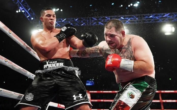 Im Kampf um den vakanten WBO Schwergewichtstitel unterlag Andy Ruiz vor 15 Monaten nur durch ein knappes 2:1 Heim-Urteil.