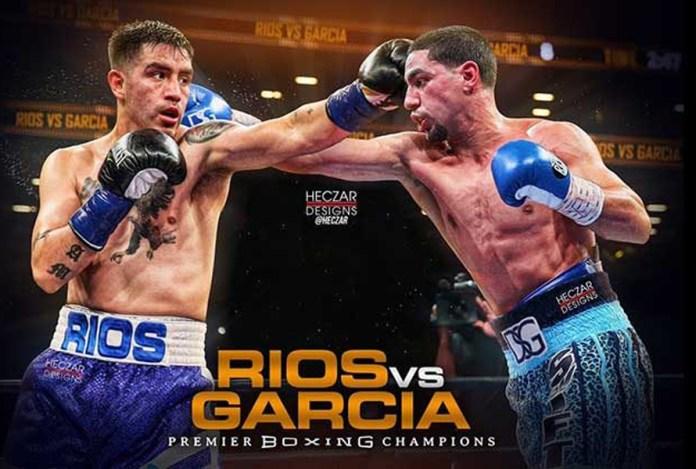 Im Mandalay Bay Hotel & Casino finden in der kommenden Nacht (deutscher Zeit) zwei weitere Box-Highlights statt! Im Supermittelgewicht verteidigt WBC-Weltmeister David Benavidez (19-0-0, 17 Ko's) seinen Titel, in einem Rematch, gegen Ronald Gavrill (18-2-0, 14 Ko's). In einem WBC-Eliminator treffen die beiden Ex-Champions Danny Garcia (33-1-0, 19 Ko's) und Brandon Rios (34-3-1, 25 Ko's) im Weltergewicht aufeinander.