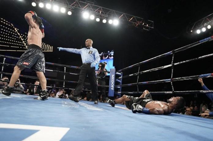 Dmitry Bivol vs. Sullivan Barrera1