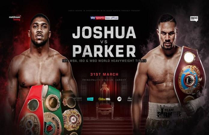 Joshua-vs-Parker-Main-poster
