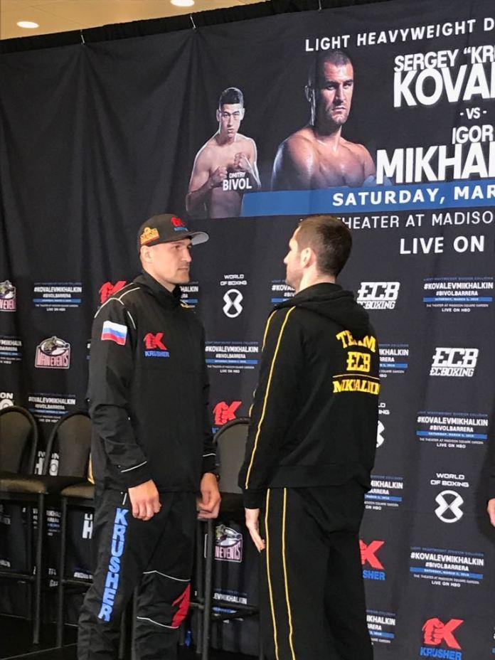 Kovalev vs Milkhalkin2