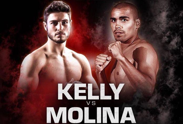 Josh Kelly vs. Carlos Molina
