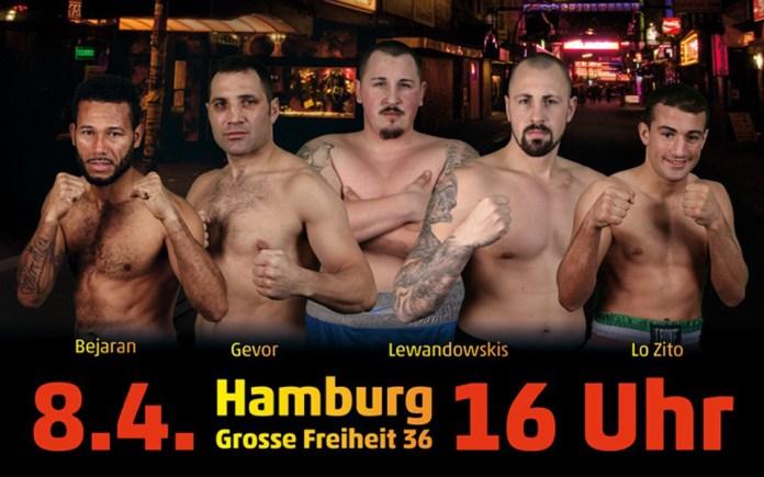 Hamburg-Grosse Freiheit 36