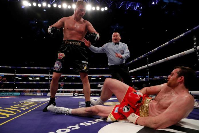Im zweiten Hauptkampf der Kampf-Gala in Cardiff, standen sich Alexander Povetkin (33-1-0, 23 Ko's) und David Price (22-4-0, 18 Ko's) gegenüber. Der frühere WBA-Weltmeister Povetkin, wurde seiner Favoritenrolle letztlich mehr als gerecht!