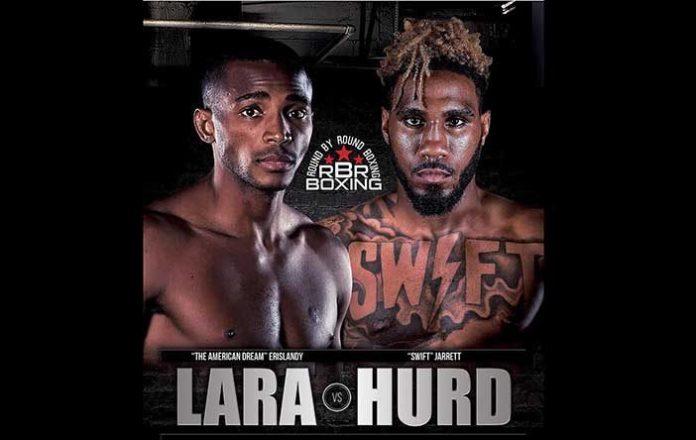 Fight-Poster Erislandy Lara vs Jesett Hurd