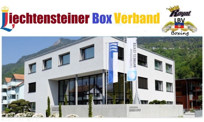 Der neue Verwaltungssitz des Liechtensteiner Box-Verbandes (LBV) mit angeschlossenem Hotel und Business-Center.