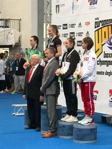 U19 Europameisterschaften / Foto: ©️- Boxclub TRAKTOR Schwerin