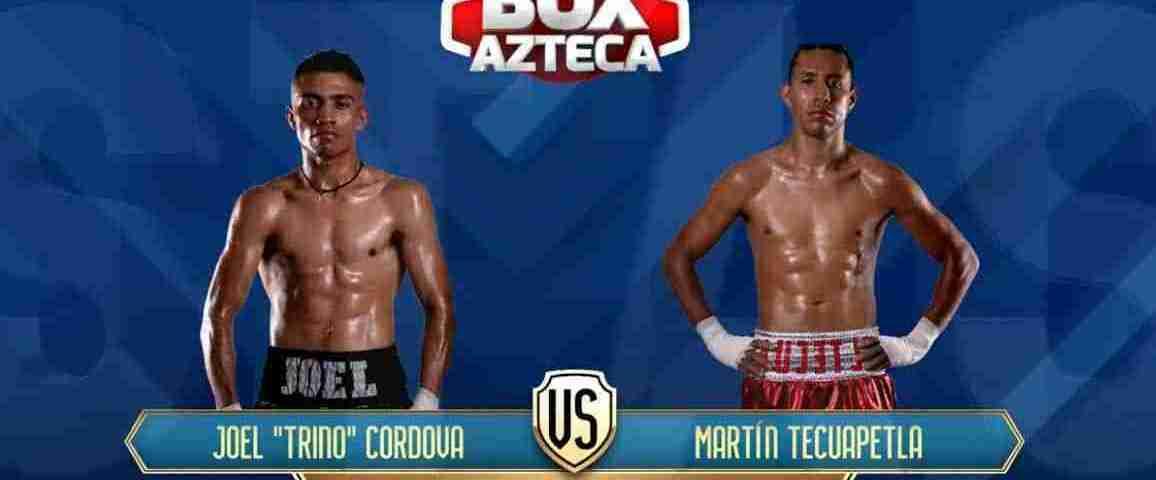 Tv Azteca Box en Vivo Sabado 1 de Agosto