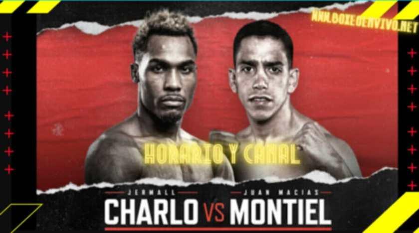 Jermall Charlo vs Juan Macías Montiel