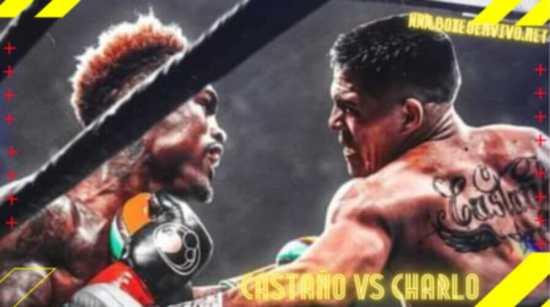 Brian Castano vs Jermell Charlo el 17 de Julio