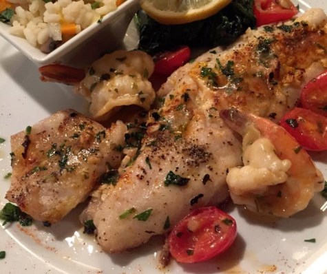 Diners took a little convincing before they would try the now-popular Brazilian tiger fish.
