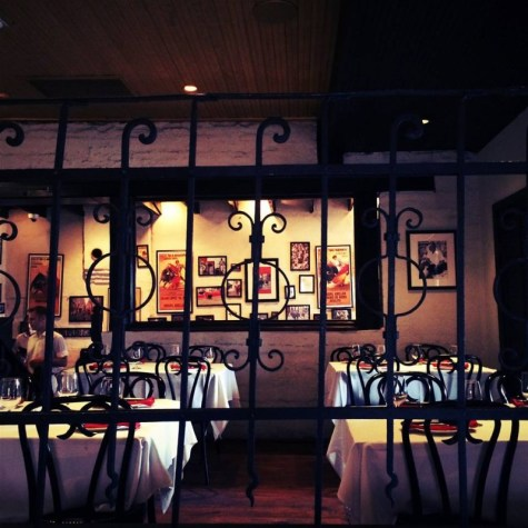 Pamplona's lovingly designed interior has attracted a loyal following.