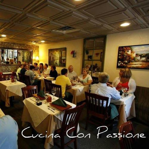 Vidalia offers atmosphere, food and service in a quaint NJ setting.