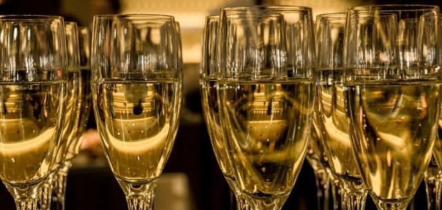 Champagneprovning för två i Gamla Stan, Stockholm Image