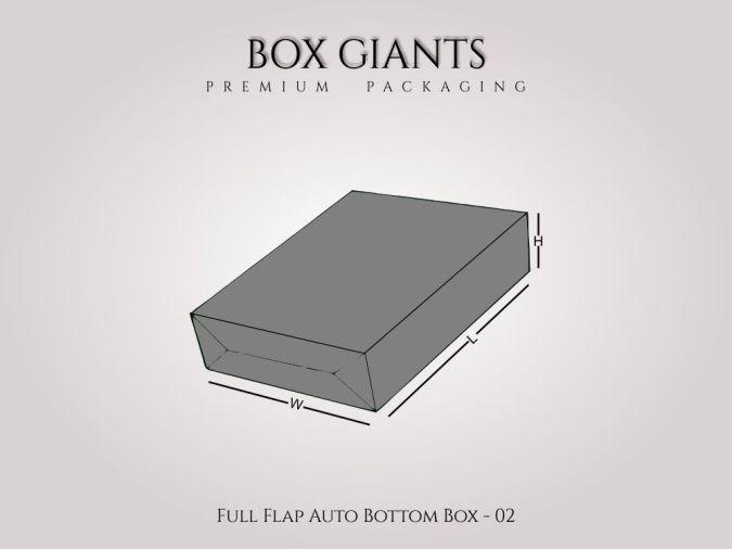 Full Auto Bottom Boxes