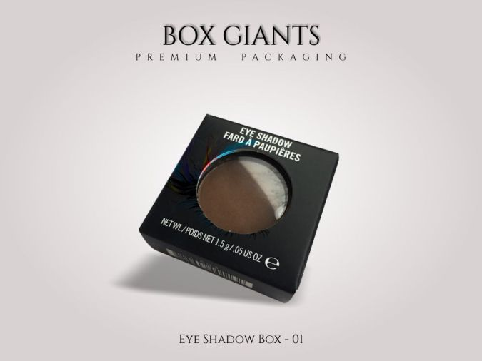 Eye Shadow Boxes