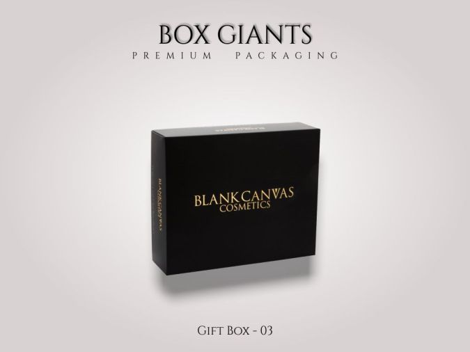 Custom Printed Gift Boxes
