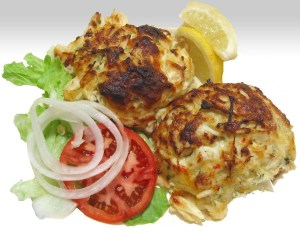 4th of July Crab Cakes