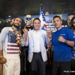 Keith Thurman and Julio Diaz