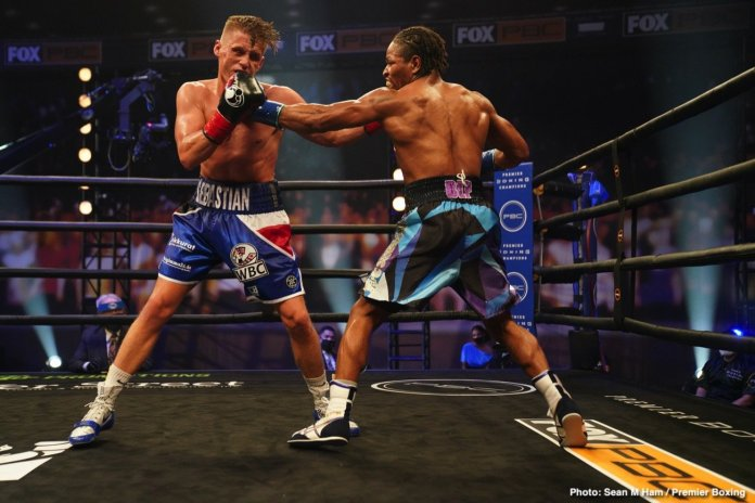 Shawn Porter Earns Unanimous Decision Over Formella - Boxing Results — Boxing News