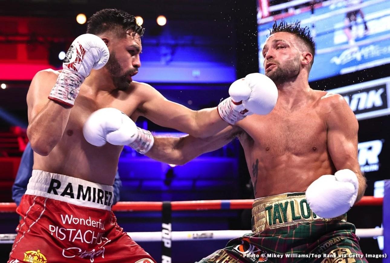 Teofimo Lopez: Josh Taylor is frightened