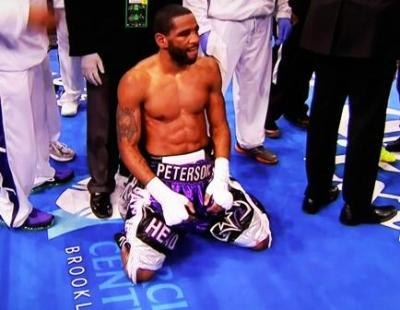 Lamont Peterson prepared to jump up in weight to keep busy