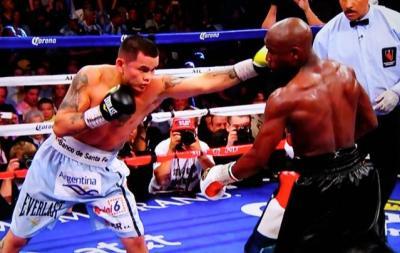 Boxing Results 2014 - Floyd Mayweather beats Marcos Maidana