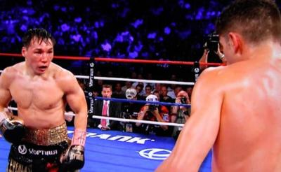 Provodnikov vs Algieri - Ruslan Provodnikov hunts down Chris Algieri