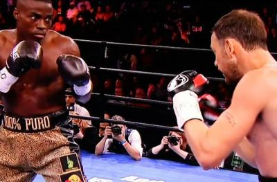 Quillin vs Lee - Peter Quillin and Andy Lee fight to Split Draw