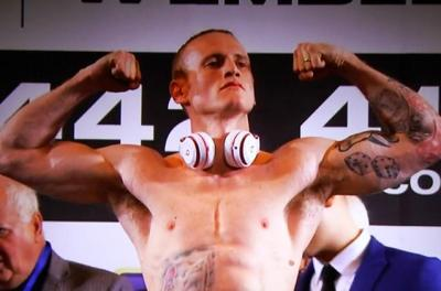 Groves vs Jack - George Groves vs Badou Jack announced