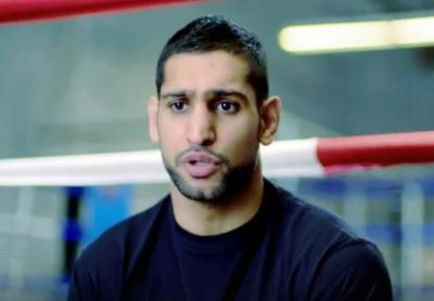Khan vs Algieri - Amir Khan ahead of Chris Algieri clash
