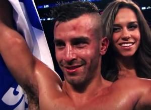 David Lemieux poses a threat to anyone at 160 pounds