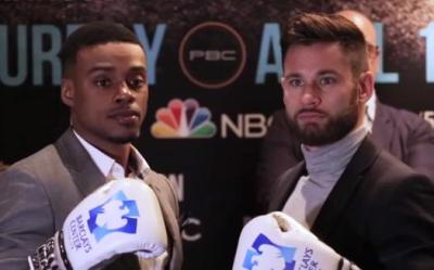 Spence Jr vs Algieri will be getting the Live Coverage treatement at Boxing Base
