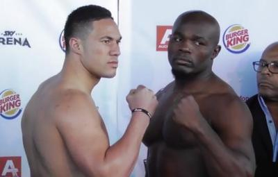 Parker vs Takam will take center stage in New Zealand tonight