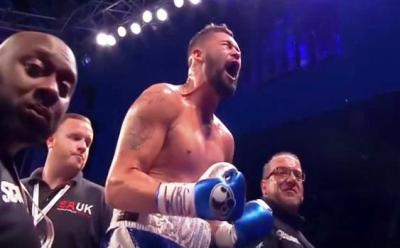 Bellew vs Makabu - Tony Bellew takes out Ilunga Makabu in 3 rounds