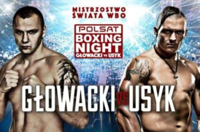 Glowacki vs Usyk topped tonight's Polish boxing card
