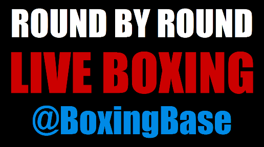 Live Boxing Round by Round Banner
