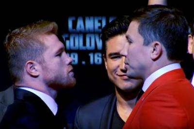Golovkin vs. Canelo is a monumental September boxing event