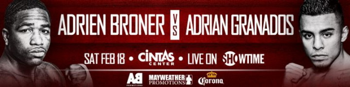 Image result for broner vs granados