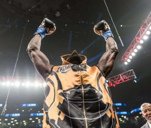 Deontay Wilder Ready To Sign Contract For Anthony Joshua Fight