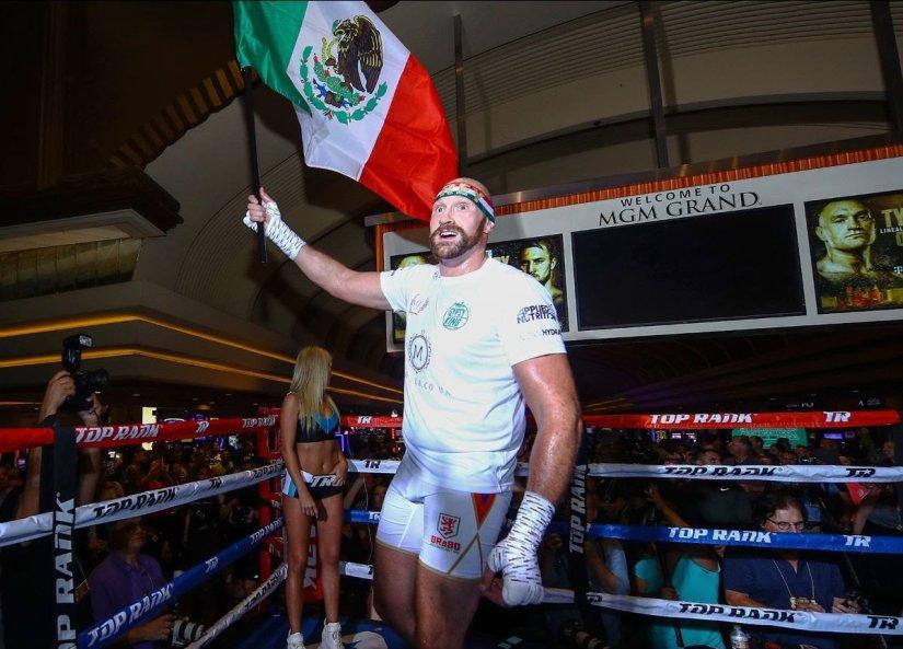 - Latest Tyson Fury Emanuel Navarrete Fury vs. Wallin Jose Pedraza Jose Zepeda Juan Miguel Elorde Navarrete vs. Elorde Otto Wallin