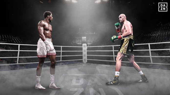 Eddie Hearn says Joshua vs. Fury have agreed on site deal ⋆ Boxing News 24