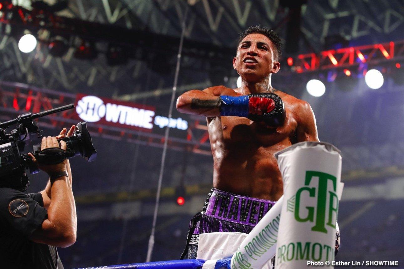 Gervonta Davis To Stay At 140 After Mario Barrios Fight, Wants Ramirez Vs. Taylor Winner