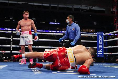 Carl Froch Says Canelo Alvarez Will Defeat Billy Joe Saunders ⋆ Boxing News  24
