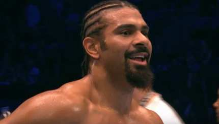 David Haye Career
