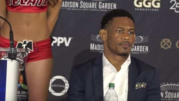 GGG vs Jacobs Press Conference
