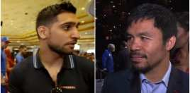 Jose Benavidez Only Sees One Winner In A Pacquiao vs Khan Fight
