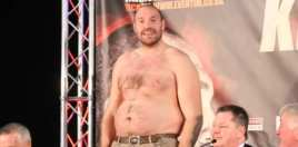 Video Puts In Context Transformation Of Tyson Fury From 2017 Up To Now