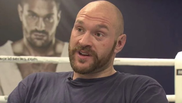 about tyson fury